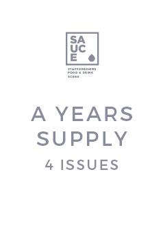 Years Supply of Sauce
