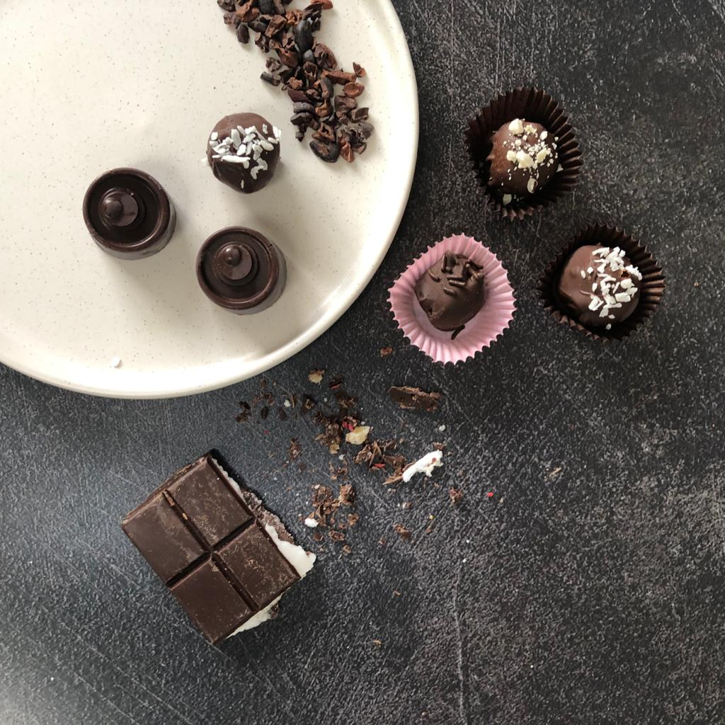 Vegan chocolates