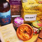 Denstone Hall Farm Shop Father's Day Hamper