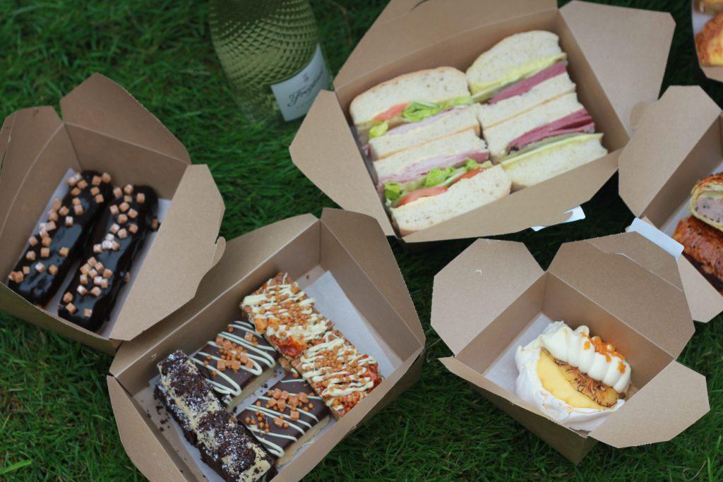 Trentham Bakehouse picnic