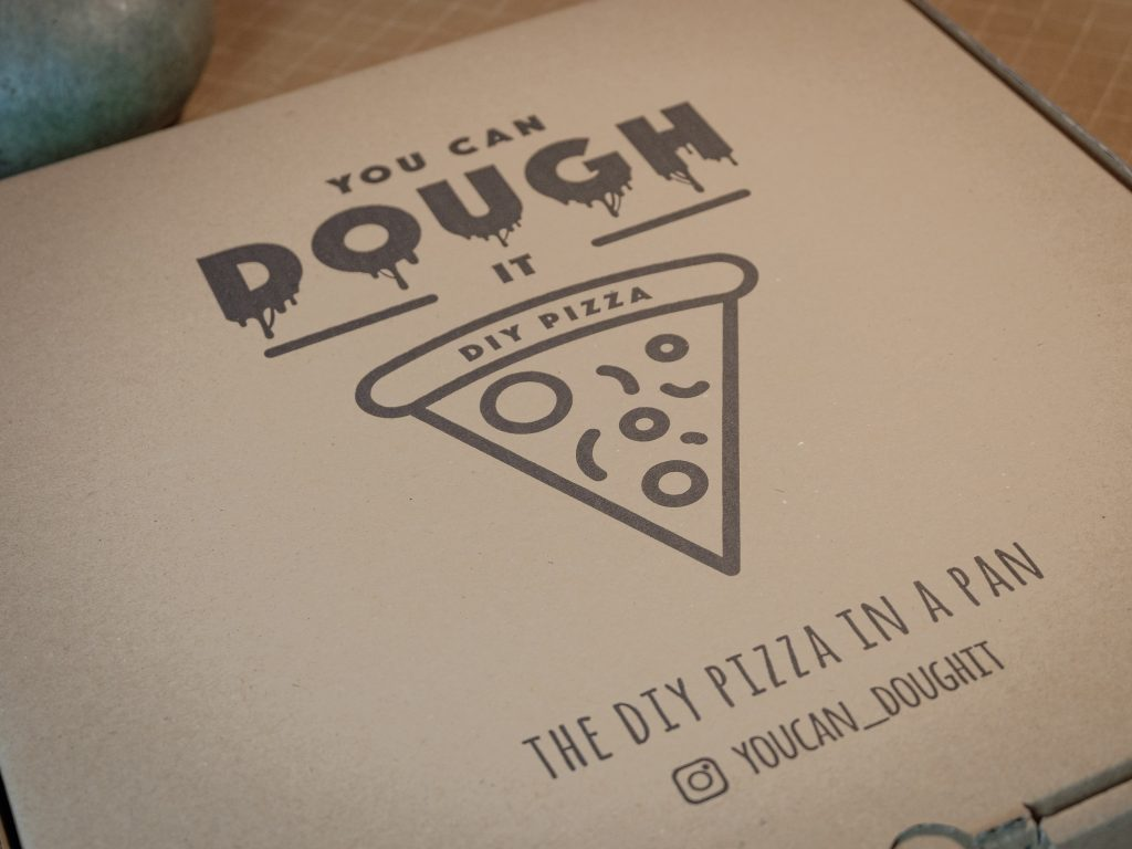 You Can Dough It box